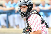 052917 - 06 - Lee County catcher Garrett Suiter during Game 1